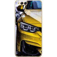 Силиконовый чехол BoxFace Huawei Honor 7x Bmw M3 on Road (32670-up2439)