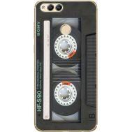 Силиконовый чехол BoxFace Huawei Honor 7x Старая касета (32670-up2445)