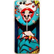 Силиконовый чехол BoxFace Huawei Honor 7x Girl Pop Art (32670-up2444)