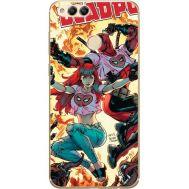 Силиконовый чехол BoxFace Huawei Honor 7x Deadpool and Mary Jane (32670-up2454)