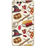 Силиконовый чехол BoxFace Huawei Honor 7x Magic Items (32670-up2455)