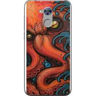 Силиконовый чехол BoxFace Huawei Honor 6A Octopus (32972-up2429)