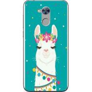 Силиконовый чехол BoxFace Huawei Honor 6A Cold Llama (32972-up2435)