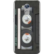 Силиконовый чехол BoxFace Huawei Honor 6A Старая касета (32972-up2445)