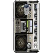 Силиконовый чехол BoxFace Huawei Honor 6A Old Boombox (32972-up2446)
