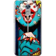 Силиконовый чехол BoxFace Huawei Honor 6A Girl Pop Art (32972-up2444)