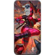 Силиконовый чехол BoxFace Huawei Honor 6A Woman Deadpool (32972-up2453)