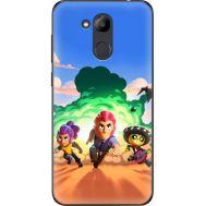 Силиконовый чехол BoxFace Huawei Honor 6C Pro (33132-up2313)