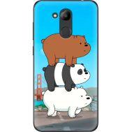 Силиконовый чехол BoxFace Huawei Honor 6C Pro (33132-up2329)