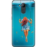 Силиконовый чехол BoxFace Huawei Honor 6C Pro Girl In The Sea (33132-up2387)