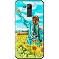 Силиконовый чехол BoxFace Huawei Honor 6C Pro Love Me, Love Me Not (33132-up2407)