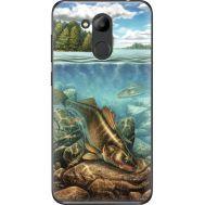 Силиконовый чехол BoxFace Huawei Honor 6C Pro Freshwater Lakes (33132-up2420)