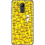 Силиконовый чехол BoxFace Huawei Honor 6C Pro Yellow Ducklings (33132-up2428)