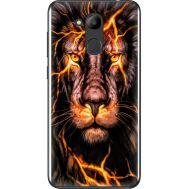 Силиконовый чехол BoxFace Huawei Honor 6C Pro Fire Lion (33132-up2437)