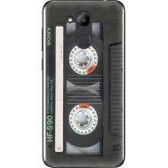Силиконовый чехол BoxFace Huawei Honor 6C Pro Старая касета (33132-up2445)
