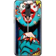 Силиконовый чехол BoxFace Huawei Honor 6C Pro Girl Pop Art (33132-up2444)