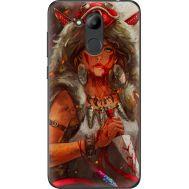 Силиконовый чехол BoxFace Huawei Honor 6C Pro Принцесса Мононоке (33132-up2451)