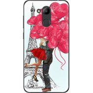 Силиконовый чехол BoxFace Huawei Honor 6C Pro Love in Paris (33132-up2460)