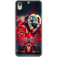 Силиконовый чехол BoxFace Huawei Honor 8S Racing Car (37450-up2436)
