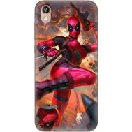 Силиконовый чехол BoxFace Huawei Honor 8S Woman Deadpool (37450-up2453)