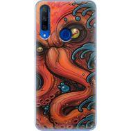 Силиконовый чехол BoxFace Huawei Honor 9X Octopus (37996-up2429)