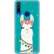 Силиконовый чехол BoxFace Huawei Honor 9X Cold Llama (37996-up2435)