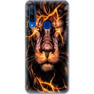 Силиконовый чехол BoxFace Huawei Honor 9X Fire Lion (37996-up2437)