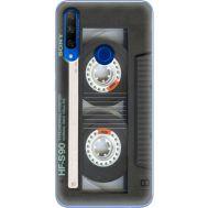 Силиконовый чехол BoxFace Huawei Honor 9X Старая касета (37996-up2445)