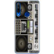 Силиконовый чехол BoxFace Huawei Honor 9X Old Boombox (37996-up2446)
