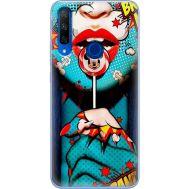 Силиконовый чехол BoxFace Huawei Honor 9X Girl Pop Art (37996-up2444)