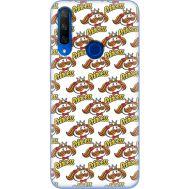 Силиконовый чехол BoxFace Huawei Honor 9X Pringles Princess (37996-up2450)