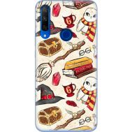 Силиконовый чехол BoxFace Huawei Honor 9X Magic Items (37996-up2455)