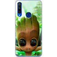 Силиконовый чехол BoxFace Huawei Honor 9X Groot (37996-up2459)