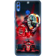 Силиконовый чехол BoxFace Huawei Honor 8x Racing Car (35419-up2436)