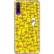 Силиконовый чехол BoxFace Huawei Honor 9X Pro Yellow Ducklings (38262-up2428)