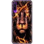 Силиконовый чехол BoxFace Huawei Honor 9X Pro Fire Lion (38262-up2437)