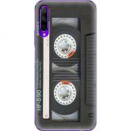 Силиконовый чехол BoxFace Huawei Honor 9X Pro Старая касета (38262-up2445)