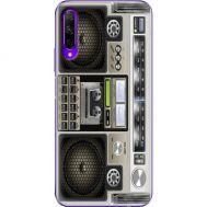 Силиконовый чехол BoxFace Huawei Honor 9X Pro Old Boombox (38262-up2446)