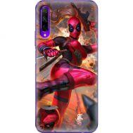 Силиконовый чехол BoxFace Huawei Honor 9X Pro Woman Deadpool (38262-up2453)