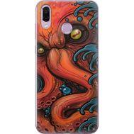 Силиконовый чехол BoxFace Huawei Honor Play Octopus (35339-up2429)