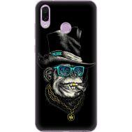 Силиконовый чехол BoxFace Huawei Honor Play Rich Monkey (35339-up2438)