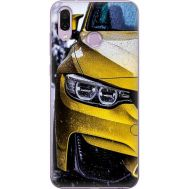 Силиконовый чехол BoxFace Huawei Honor Play Bmw M3 on Road (35339-up2439)