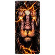 Силиконовый чехол BoxFace Huawei Nova Fire Lion (27030-up2437)