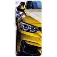 Силиконовый чехол BoxFace Huawei Nova Bmw M3 on Road (27030-up2439)