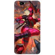 Силиконовый чехол BoxFace Huawei Nova Woman Deadpool (27030-up2453)