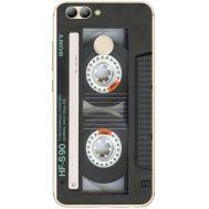 Силиконовый чехол BoxFace Huawei Nova 2 Старая касета (31556-up2445)