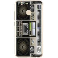 Силиконовый чехол BoxFace Huawei Nova 2 Old Boombox (31556-up2446)