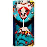 Силиконовый чехол BoxFace Huawei Nova 2 Girl Pop Art (31556-up2444)