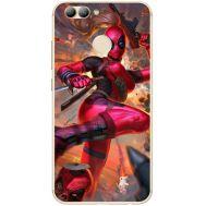 Силиконовый чехол BoxFace Huawei Nova 2 Woman Deadpool (31556-up2453)
