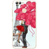 Силиконовый чехол BoxFace Huawei Nova 2 Love in Paris (31556-up2460)
